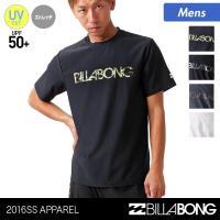 BILLABONG/ビラボン メンズ ラッシュガードTシャツ RASH GUARD 16SS AG0...