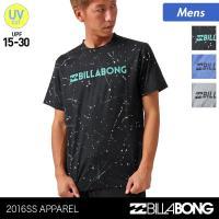 BILLABONG/ビラボン メンズ ラッシュガードTシャツ RASH TEE 16SS AG011...