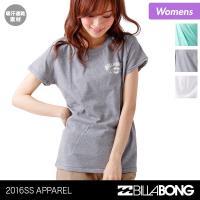 BILLABONG/ビラボン レディース 半袖ラッシュガードTシャツ 16SPRING AG013-...