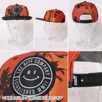 NEFF/ネフ メンズ スナップバック キャップ 帽子 ぼうし 15P00019