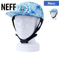 NEFF/ネフ メンズ サーフ キャップ 帽子 ぼうし あごヒモ付き サイズ調節可 16P00029