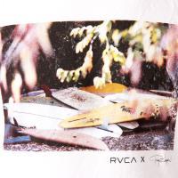 RVCA/ルーカ メンズ 半袖 Tシャツ ティーシャツ クルーネック AH041-234