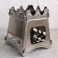 LIXADA Stainless Steel Stove(ステンレス製ウッドストーブ)