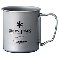 snow peak(スノーピーク) チタンシングルマグ 450 MG-043R こちらの商品の入荷は...