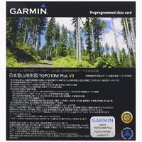 GARMIN ガーミン 日本登山地形図 TOPO10M PlusV3 /microSD版 11209...