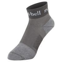 mont-bell(モンベル) WIC.サイクル ショートソックス/GM/M 1130458 【注意...