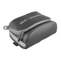 SEA TO SUMMIT シートゥーサミット パッデッドソフトセル/ブラック/グレー/L ST85105 グレー カメラバッグ テレビ オーディオ カメラ カメラ カメラバック