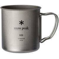 snow peak スノーピーク チタンシングルマグ 600 MG-144こちらの商品の入荷は201...