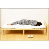 6本脚できしみ音を軽減。高級桐材すのこベッド シングル 高さ30cm 広島 職人 手作り 頑丈 丈夫 高級 国産 通気性 安全な塗料・接着剤 送料無料 offer1999 12