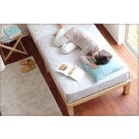 6本脚できしみ音を軽減。高級桐材すのこベッド シングル 高さ30cm 広島 職人 手作り 頑丈 丈夫 高級 国産 通気性 安全な塗料・接着剤 送料無料 offer1999 14