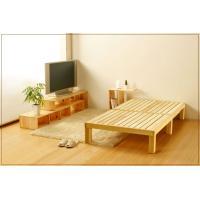 6本脚できしみ音を軽減。高級桐材すのこベッド シングル 高さ30cm 広島 職人 手作り 頑丈 丈夫 高級 国産 通気性 安全な塗料・接着剤 送料無料 offer1999 08