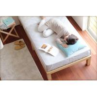 7本脚できしみ音を軽減。高級桐材すのこベッド ダブル 高さ30cm 広島 職人 手作り 頑丈 丈夫 高級 国産 通気性 安全な塗料・接着剤 組み立て簡単 送料無料|offer1999|14