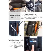 ビジネスリュック Cheka(チェカ)Furaha バッグ リュック メンズ 2way 防水 スーツ 就活 PCスリーブ 通勤 出張 日本製 大容量 20L バックパック|offer1999|04