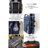 ビジネスリュック Cheka(チェカ)Furaha バッグ リュック メンズ 2way 防水 スーツ 就活 PCスリーブ 通勤 出張 日本製 大容量 20L バックパック|offer1999|05