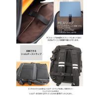 ビジネスリュック Cheka(チェカ)Furaha バッグ リュック メンズ 2way 防水 スーツ 就活 PCスリーブ 通勤 出張 日本製 大容量 20L バックパック|offer1999|07