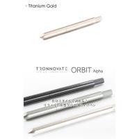 多機能ボールペン 60種類以上のリフィルに対応したボールペン TRONNOVATE  ORBIT Alpha オービットアルファ 好みのリフィルが使えるクリエイティブペン 送料無料 offer1999 03