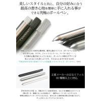 多機能ボールペン 60種類以上のリフィルに対応したボールペン TRONNOVATE  ORBIT Alpha オービットアルファ 好みのリフィルが使えるクリエイティブペン 送料無料 offer1999 04