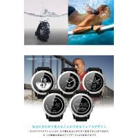 世界初 体温で発電するスマートウォッチ MATRIX PowerWatch X マトリックス パワーウォッチ エックス 200M防水と着信通知機能が追加 腕時計 カロリー 送料無料|offer1999|07
