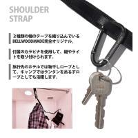 鞄より小さい、ポケットより大きい BELLWOODMADE STRAGE SACOCHE/ストレージ サコッシュ/メンズ/レディース/おしゃれ/ブランド/送料無料/