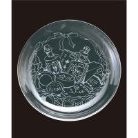 メーカー取寄せ商品 Artec(アーテック) ガラス丸皿 φ150mm #37990