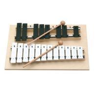 サイズ: 320×230×35mm 20音 木製マレット2本 正確な音階と美しい音色です。 対象年齢...