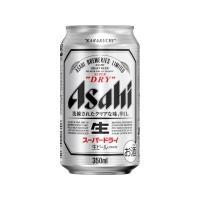 アサヒ スーパードライ 350ml缶 1箱(24本)