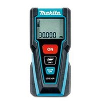 最大測定距離:30m、質量95g、防塵・防滴IP54 ※使用頻度の高い3つの測定に対応 ・直線距離の...