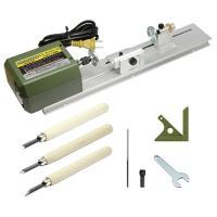 プロクソン ミニウッドレース no.28140(用途)/木材切削用小型卓上旋盤。  (機能・特徴)/...