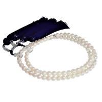 ●種類:あこや本真珠 ●サイズ:6.5-7.0mm ●カラー:ホワイト ●形状:セミラウンド ●巻き...
