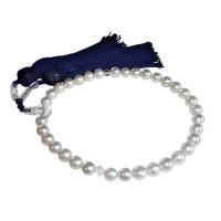 ●種類:あこや本真珠 ●サイズ:7.5-8.0mm ●カラー:グレー ●形状:セミラウンド ●巻き:...