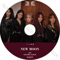 【K-POP DVD】 AOA 2019 PV/TV - Come See Me Bingle Bangle Excuse Me Bing Bing - AOA エイオーエイ 音楽収録DVD 【PV KPOP DVD】