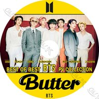 K-POP DVD BTS BEST PV COLLECTION 2021 - Butter Life Goes On Dynamite Black Swan ON MAKE IT RIGHT Heartbeat - 防弾少年団 バンタン PV KPOP DVD