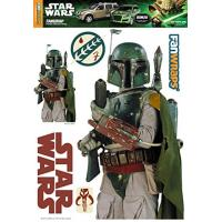 おもちゃ フィギュア 14歳以上 FanWraps Star Wars Boba Fett Single Kit 正規輸入品