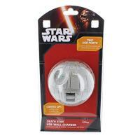 おもちゃ フィギュア 14歳以上 Star Wars Death Star USB Wall Charger 正規輸入品