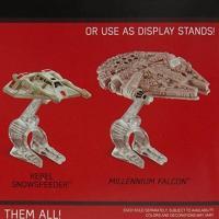 おもちゃ フィギュア 14歳以上 (Star Wars) Star Wars Hot Wheels die-cast ship four set Starfighter ghost Snow Speeder Millennium Falcon DGN54999B Hero