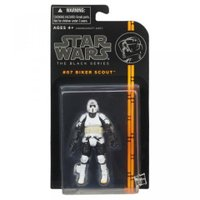 おもちゃ フィギュア 14歳以上 Star Wars 3.75 inches Basic Figure out / STAR WARS BLACK SERIES BIKER SCOUT [parallel import version]] IIRON MAN disk