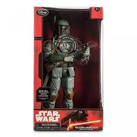 おもちゃ フィギュア 14歳以上 Star Wars USA Disney Store Limited 13.5 inches Talking figure Boba Fett / STAR WARS BOBA FETT 正規輸入品