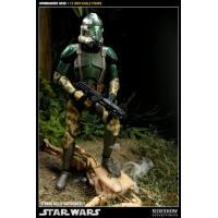 おもちゃ フィギュア 14歳以上 Sideshow Collectibles Militaries of Star Wars 12 Inch Deluxe Action Figure Commander Gree 41st Elite Corps 正規輸入品
