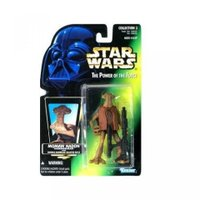 おもちゃ フィギュア 14歳以上 Star Wars: Power of the Force Green Card Momaw Nadon (Hammerhead) Action Figure by Kenner [parallel import goods]