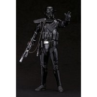 おもちゃ フィギュア 14歳以上 ARTFX + STAR WARS DEATH TROOPER 2 Pack 1/10 Scale PVC Made Painted Simple Assembly Figure 正規輸入品
