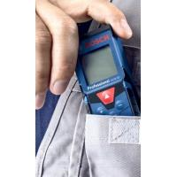 ボッシュ 品番GLM40型 最大測定距離40m 現場作業に耐える高い防塵・防滴性能=IP54(電池収...