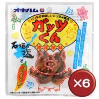 沖縄ではよく中味汁などで使われる豚の胃袋ガツをジャーキーにしました。沖縄の代表的な香辛料島とうがらし...