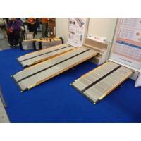 段差解消スロープ ケアスロープ CS-100 70cm×100cm ケアメディックス 幅70cm対応|okitatami