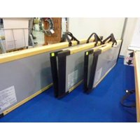 段差解消スロープ ケアスロープ CS-120 70cm×120cm  ケアメディックス 幅70cm対応|okitatami|02