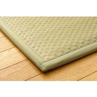 畳 薄畳 ユニット畳 フレア ナチュラル 82×82×2.3cm 4枚1セット 中材:低反発ウレタン+フェルト|okitatami