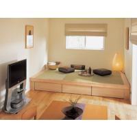 畳 ボックス 収納 高床 ユニット パナソニック NEW 畳が丘 プランNO.15 3.5畳 三方壁納まり+カットフリーボード 送料無料|okitatami|04