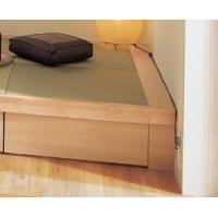 畳 ボックス 収納 高床 ユニット パナソニック NEW 畳が丘 プランNO.15 3.5畳 三方壁納まり+カットフリーボード 送料無料|okitatami|05