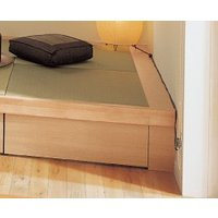畳 ボックス 収納 高床 ユニット パナソニック NEW 畳が丘 プランNO.19 6畳 一方壁納まり+掘座卓3尺×6尺   本体+座卓+フタ部分 okitatami 05