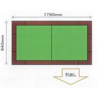 畳 ボックス 収納 高床 ユニット パナソニック NEW 畳が丘 1畳アイランドタイプ 4 ハッチ+引出しボックスタイプ  送料無料|okitatami