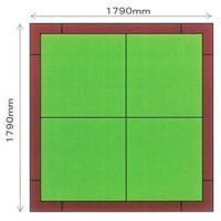 畳 ボックス 収納 高床 ユニット パナソニック NEW 畳が丘 2畳アイランドタイプ 1 ハッチボックスタイプ  送料無料|okitatami